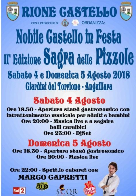 Rione Castello in Festa - II Sagra della Pizzole
